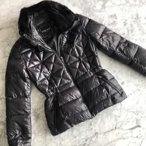 NWOT Ever New Melbourne Down Puffer Jacket